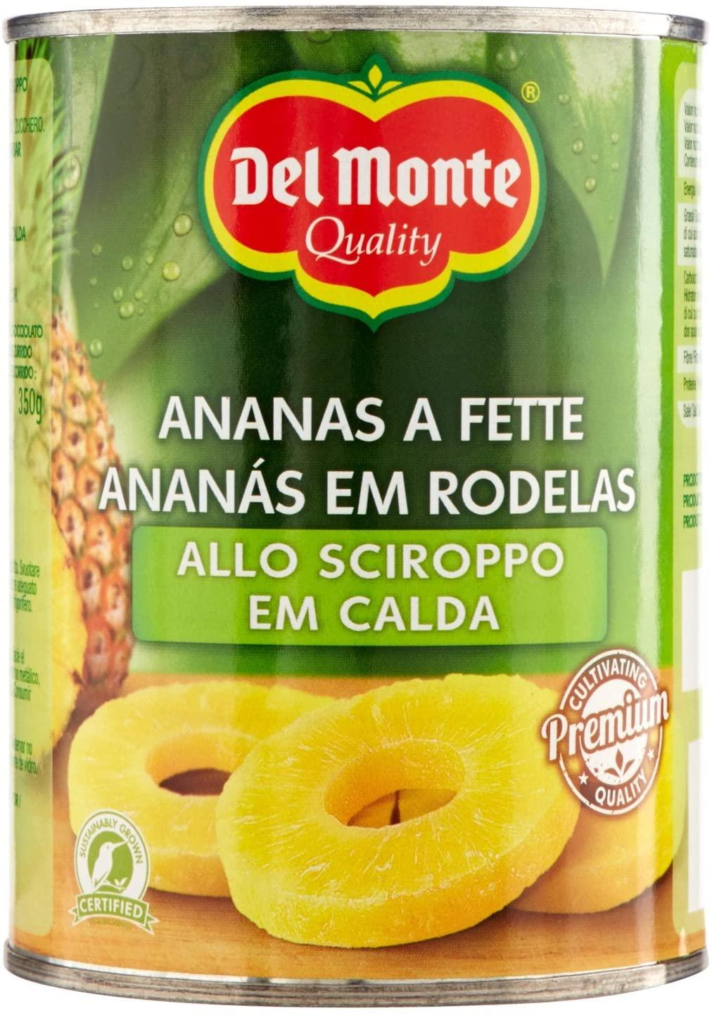 Ananas-Del-Monte-In-Scatola